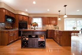 Modernize Kitchen Cabinets Mixing Old And New Updating 1980s Kitchen Current Publishing