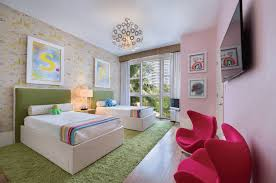 Small Bedroom Big Bed Ideas Small Bedroom For Two Sisters Parents Sharing Room With Toddler