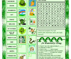 40 free saint patrick u0027s day worksheets