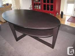ikea vejmon coffee table ikea vejmon coffee table black brown for sale in toronto ontario