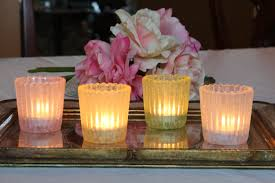 light pink votive candle holders pastel candle holder votive pink glass votive easter