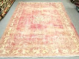 light pink wool rug light pink rug handmade light pink ivory wool rug light pink rug 4 6