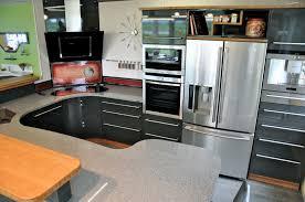 hotte cuisine ouverte hotte puissante pour cuisine ouverte conception de la maison