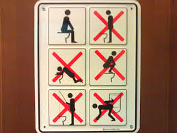 Funny Bathroom Pics 20 Creative And Funny Toilet Signs Bathroom Sign Restroom Sign