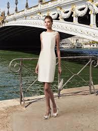 robe de mari e l gante robe de mariée bichat robe de mariée courte et élégante pronuptia