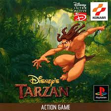 Disney U0027s Tarzan Free Psp Games Download