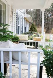 home porch welcome home tour front porch home made by carmona