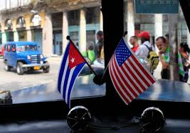 Cuban Flag Meaning Cuban Dissidents Express Support For Changes In U S Policy Toward