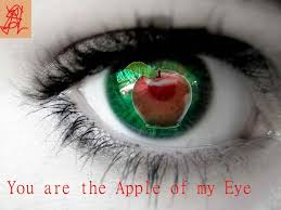 apple of my eye by astmascape on deviantart