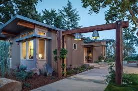 1100 Sq Ft House 1100 Sq Ft Modern Prefab Home In Napa Ca