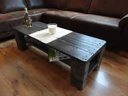 Diy Wooden Pallet Coffee Table by Epal Pallet Black Coffee Table 99 Pallets
