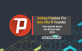bug axis hitz 2018 cara menggunakan psiphon pro axis hitz 2018 pehawe official