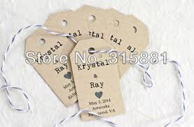 wedding gift jokes aliexpress buy wedding gift tag bridal shower favor tag