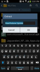 my files android how to bypass restrictions to install hearthstone on any android