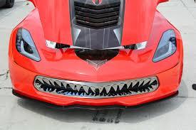 c7 corvette accessories the sharknado of corvette stingray c7 accessories w