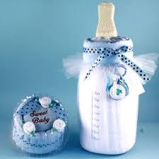 milk cake baby boy gift set