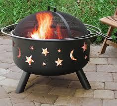 garden treasures fire pit home outdoor decoration
