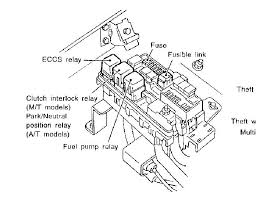 2000 nissan frontier tail light wiring diagram 2000 nissan