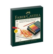 faber castell polychromos color pencils