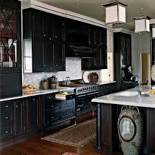 black kitchen ideas black kitchen cabinets pictures my home design journey