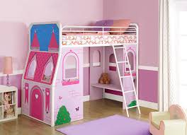 girls dollhouse bed bedroom kids bed set bunk beds with stairs cool for girls slide