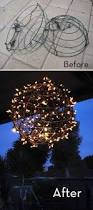 Outdoor Lighted Hanging Christmas Decorations by 60 Of The Best Christmas Decorating Ideas Christmas Lights