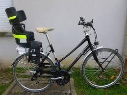 siege pour velo transporter des enfants à vélo les solutions partagetarue94