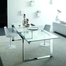 expandable glass dining tables u2013 augure me