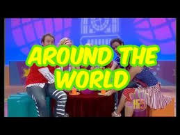 around the world hi 5 season 9 song of the week