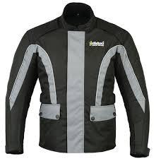 white motorbike jacket new mens ce armoured waterproof motorbike jacket cordura quilted