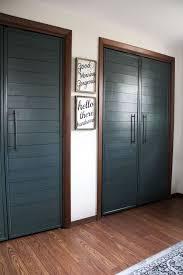 Modern Closet Door Bifold Doors Modern Closet Doors Modern Bifold Closet Vnboy Info