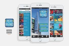 mall app app design lincoln road mall miami graphic design studio
