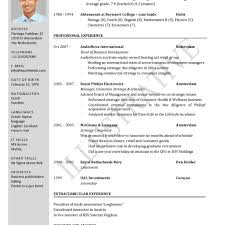 one page resume template word resume template word format one page sle regarding resumes on