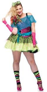 80s Rock Halloween Costumes Women U0027s 80s Valley Holiday Halloween Costumes