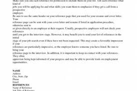 How To Make A Reference Page For Resume Job Reference Sheetreference Sheet Format Free Job Reference Sheet