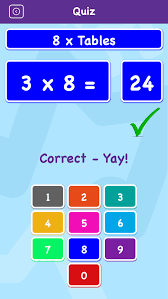 Learn Times Tables Maths Rockx Edu Times Tables Review Educational App Store