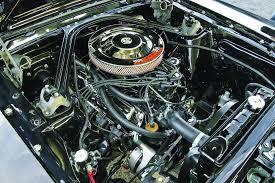 1964 1 2 67 ford mustang k code 289 hemmings motor