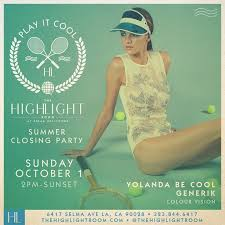The Highlight Room It Cool At The Highlight Room The Highlight Room Los Angeles 1