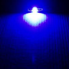 2w led festoon bulbs blue white socal led lighting