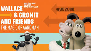 wallace u0026 gromit friends exhibition opens thursday 29 june