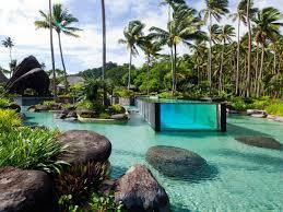above ground lap pool decofurnish stunning resort with above ground lap pool surrounded by glass