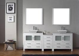 virtu usa 82 inch dior bathroom vanity white