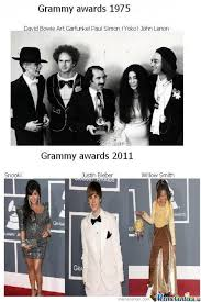 Grammy Memes - grammy awards then now by mustapan meme center