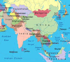North Asia Map by Map Of Singapore In Asia Singapore Asia Map Republic Of Singapore