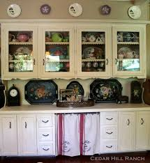 Kitchen Collection Jobs Customizing Built In Cabinets Cedar Hill Farmhouse