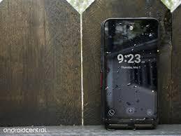 Rugged Phone Verizon Kyocera Duraforce Xd Mini Review A Rugged Phone That Doesn U0027t