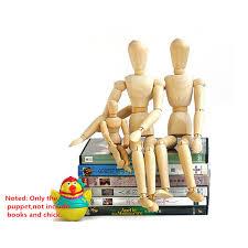 new style wooden artist manikin jointed mannequin blockhead