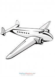 propeller plane clipart 47