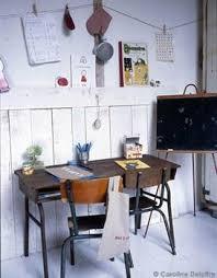 chambre de petit gar n une maison bric n broc la chambre d enfant rétro spaces