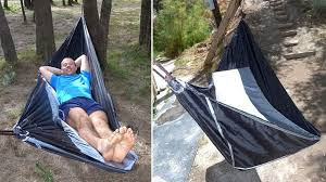 can this off center hammock really be as comfy as a bed
